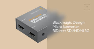 Blackmagic Design Micro konverter BiDirect SDI/HDMI 3G