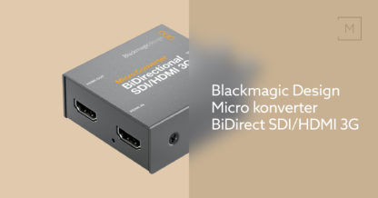 Blackmagic Design Micro konverter BiDirect SDI/HDMI 3G