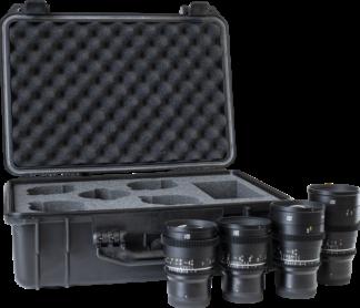 Kit VDSLR MK2 Canon EF+Hardcase