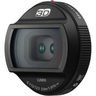 Panasonic 3D Lumix G 12.5mm/F12