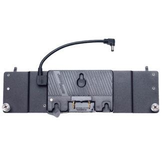 LitePanels 1x1 Anton/Bauer Gold Mount Battery Adapter Plate