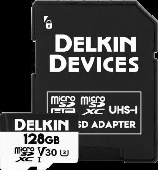 DELKIN MICROSD ADVANTAGE 660X 128GB