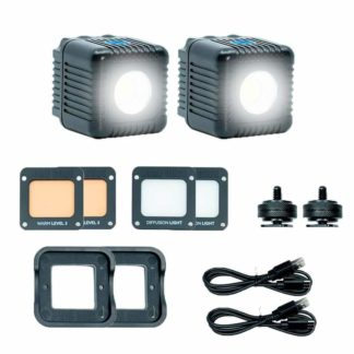 Lume Cube 2.0 Waterproof LED - TWO PACK