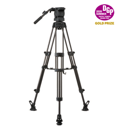 Libec RS-350DM Tripod System with mid-level spreader