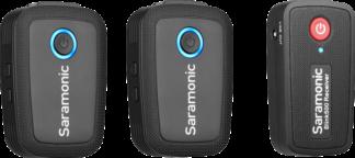 SARAMONIC BLINK 500 B4 (TX+TX+RX DI) wireless system
