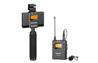 SARAMONIC UWMIC9 KIT 12 (TX9 +SP-RX9) microphone system