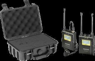 SARAMONIC UWMIC9 (TX9 +RX9) med koffert
