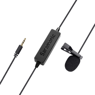 Saramonic LAVMICRO Lavalier microphone for camera