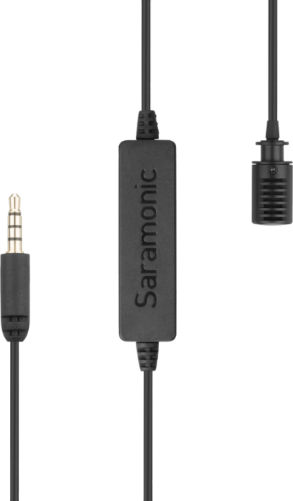 Saramonic LAVMICRO-S stereo Lavalier microphone