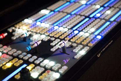 NewTek 4 Stripe Control Panel