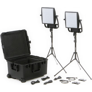 Litepanels Astra 6X Traveler Bi-Color Duo 2-Light Kit
