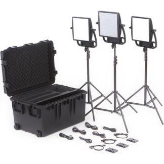 Litepanels Astra Bi-Color LED Traveler Trio Kit