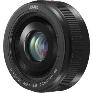 Panasonic Lumix G 20mm