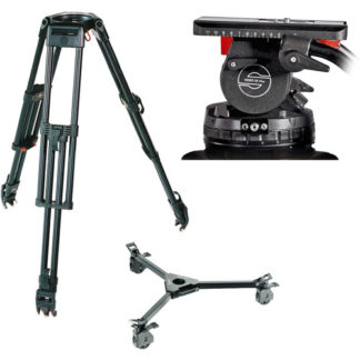 Sachtler System 25 EFP 2 with Dolly