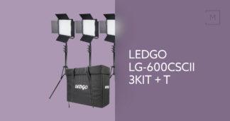 LEDGO LG-600CSCII 3KIT + T (BI-COLOR)