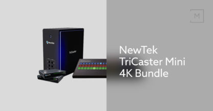 NewTek TriCaster Mini 4K Bundle