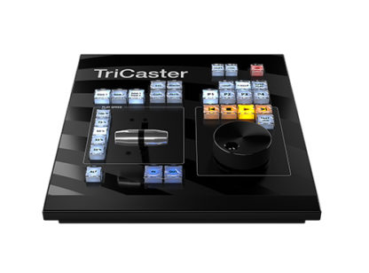 NewTek TriCaster 850 TW DDR Control Surface