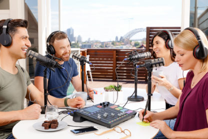 RØDECaster Pro - Podcast Studio MIXER