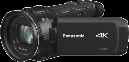 Panasonic HC-VXF1 4K Video camera