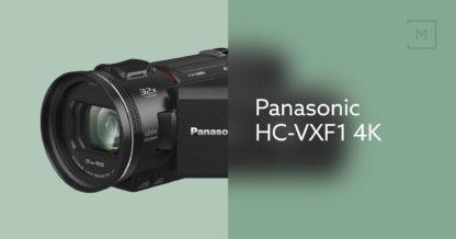 Panasonic HC-VXF1 4K