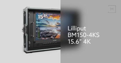 Lilliput BM150-4KS 15.6″ 4K