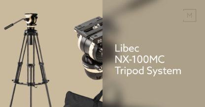 Libec NX-100MC Tripod System