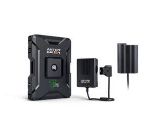 Anton/Bauer Titon Base Kit for NIKON EN-EL15 kompatible kamera