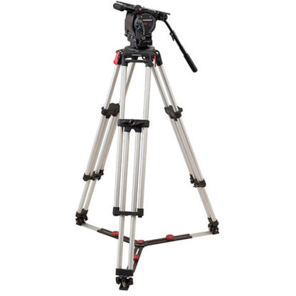 OConnor 2575D Head Cine 150mm Bowl Tripod with Floor Spreader