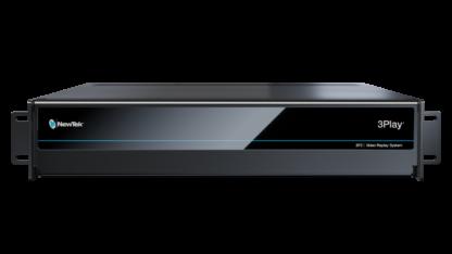 NewTek 3Play 3P2 replay system med kontrollpanel