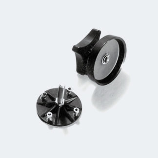 Sachtler Adapter ball with screw