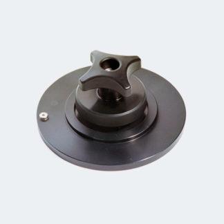 Sachtler Adapter piece Mitchell with locking knob