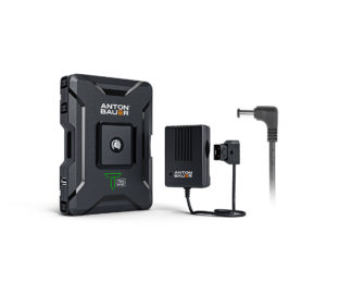 Anton/Bauer Titon Base Kit for 12V Sony/Panasonic kamera