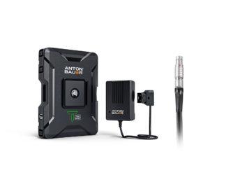 Anton/Bauer Titon Base Kit for 14V Canon kamera med LEMO tilkobling