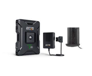 Anton/Bauer Titon Base Kit for 9V Canon LPE-19 kompatible kamera