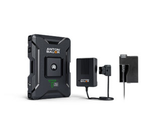 Anton/Bauer Titon Base Kit for Canon LP-E8 kompatible kamera