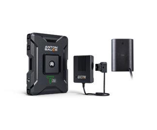 Anton/Bauer Titon Base Kit for Panasonic DMW-BLF19 kompatible kamera