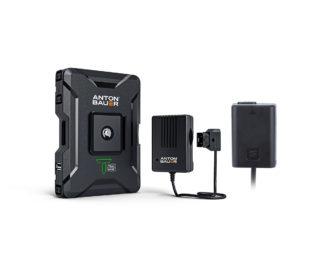 Anton/Bauer Titon Base Kit for Sony NP-FW50 kompatible kamera