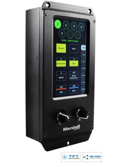 Marshall CV-RCP-V2 Multi-Camera Control Touchscreen RCP