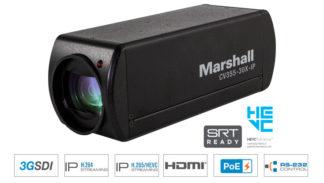 Marshall CV355-30X-IP 30X Zoom IP Camera