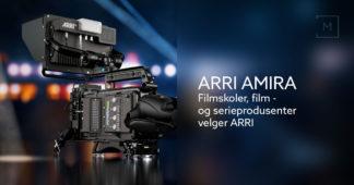 Banner for ARRI AMIRA Live