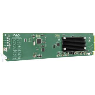 AJA 12G-SDI to/from SDI Muxer/Demuxer openGear Card