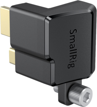 2700 HDMI & Type-C Right Angle Adapt f BMPCC 4K/6K