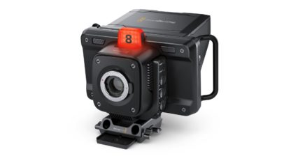 Blackmagic Studio Camera 4K Pro angle