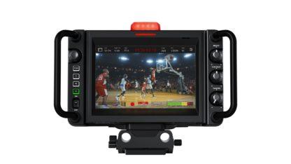 Blackmagic Studio Camera 4K Pro back