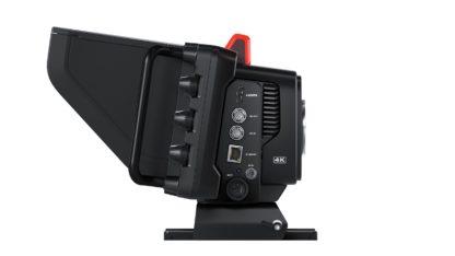 Blackmagic Studio Camera 4K Pro right