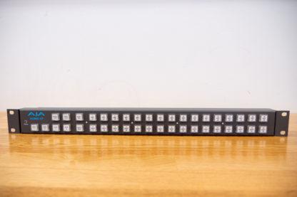 AJA Kumo CP Ethernet kontrolpanel for Kumo ruter