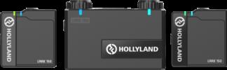 HOLLYLAND LARK 150 DUAL WIRELESS AUDIO TRANSMISSION KIT