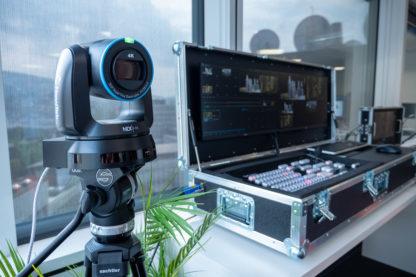 NewTek PTZUHD - UHD over NDI camera