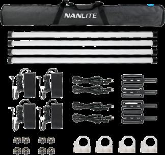 Pavotube II 30X - 4 Light kit