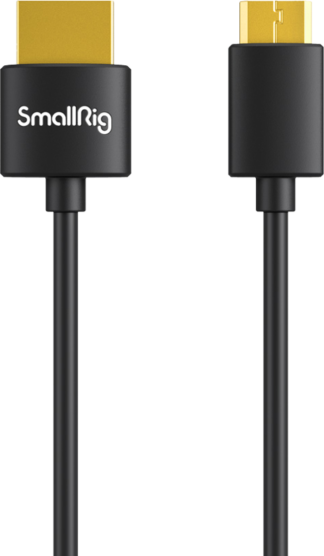 SMALLRIG 3040 HDMI CABLE 4K 35CM (C TO A)